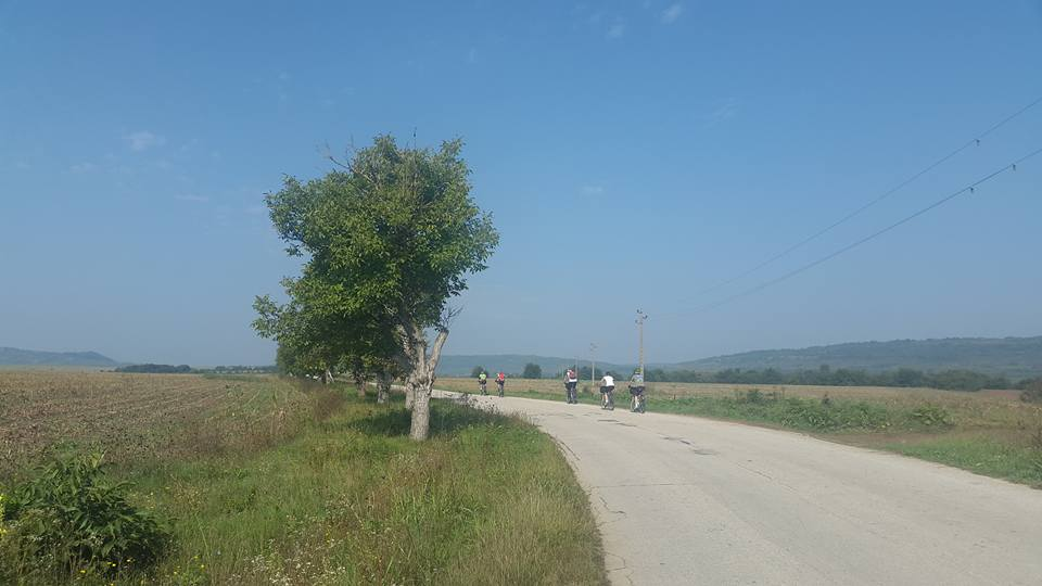 Bulgaria cycling tour