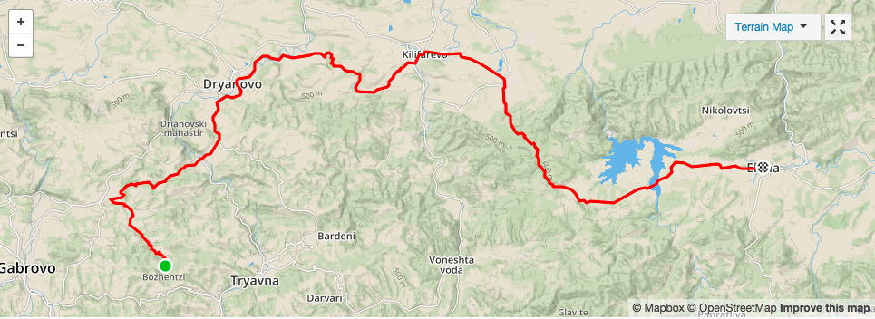 Bulgaria Cycling Tour Day 5