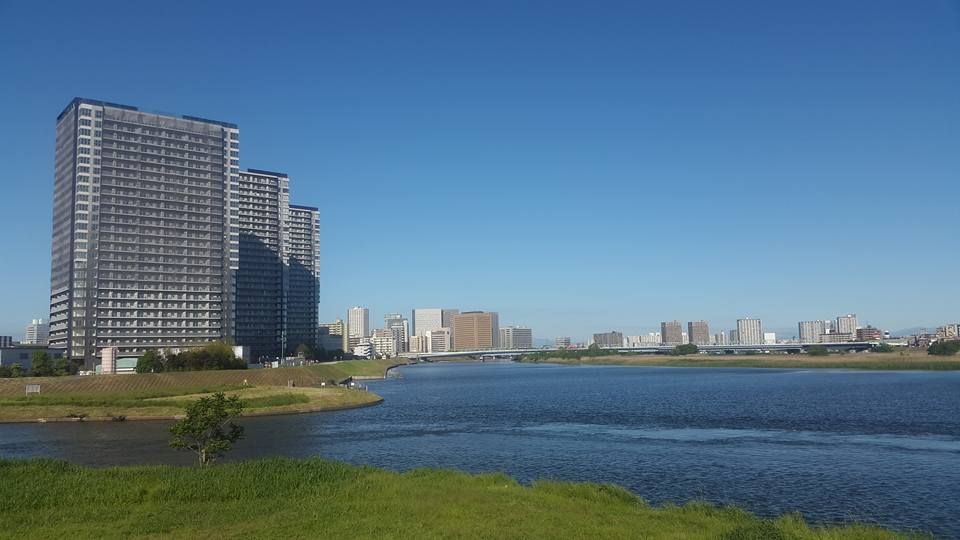 Tamagawa River Trail
