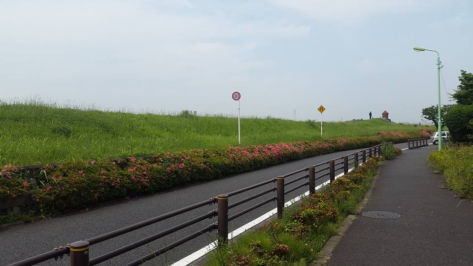 Tama River Trail