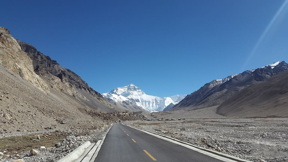 Mount Everest Cycling Trip
