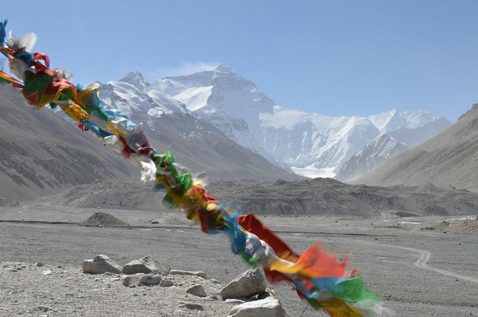Mount Everest Cycling